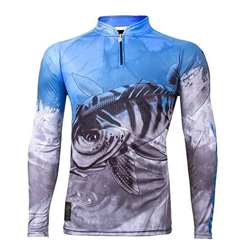 Camiseta Proteção Tucunaré KFF106 tamanho
