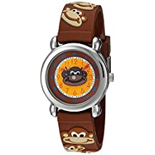 riccib Smiling Monkeys Fun Wear Kids Watch