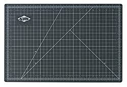 "Alvin Professional Self-healing Cutting Mat, 12"" X 18"", Greenblack (Gbm1218)"