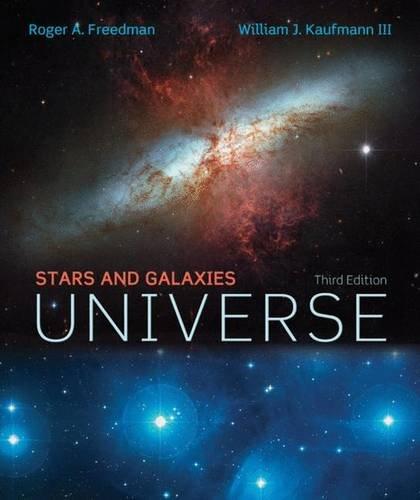 Universe: Stars & Galaxies w/Starry Night Enthusiast CD-ROM