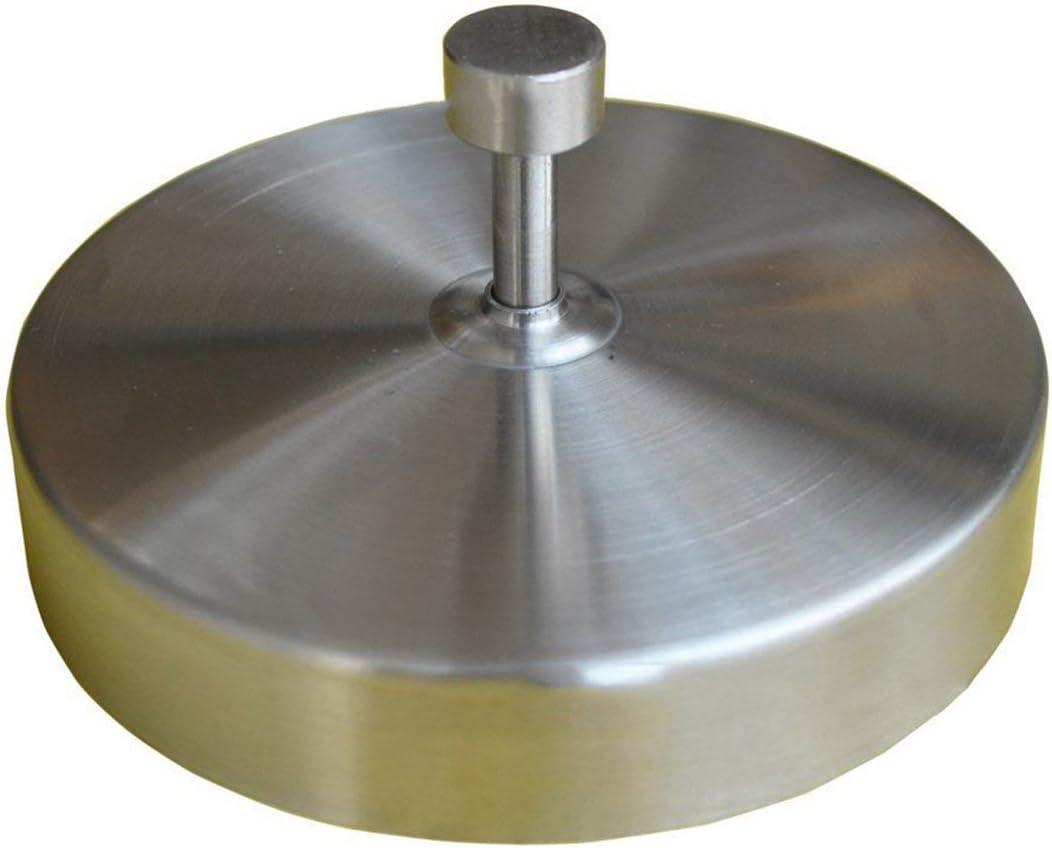 Romirofs DIY 304 Stainless Steel Hamburger Press Patties Maker Mold Kitchen Cooking Tool Hamburger Patty Maker Burger Press