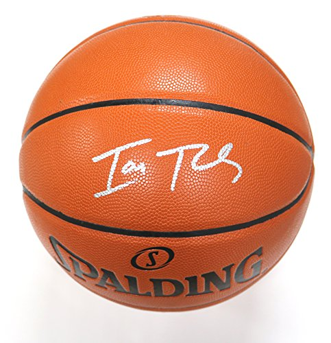 d62a94584 Isaiah Thomas Boston Celtics Signed Basketball