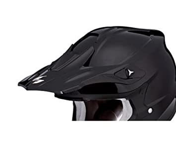 ab15f36a Image Unavailable. Image not available for. Color: Scorpion VX-R70 Solid  Visor - One Size