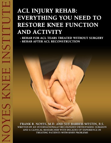 Image of ACL Injury Rehabilitation: Everything You Need to Know to Restore Knee Function and Return to Activity