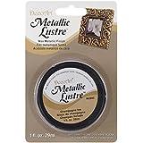 DecoArt Metallic Lustre Wax, 1-Ounce, Champagne Ice