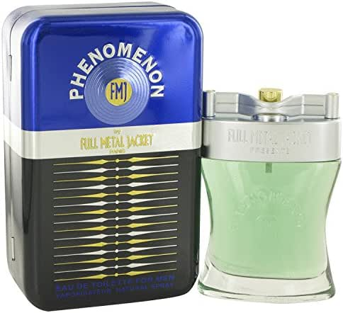 Phenomenon by Full Metal Jacket Eau De Toilette Spray 3.4 oz for Men