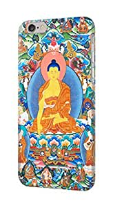 S1256 Buddha Paint Case Cover For IPHONE 5C