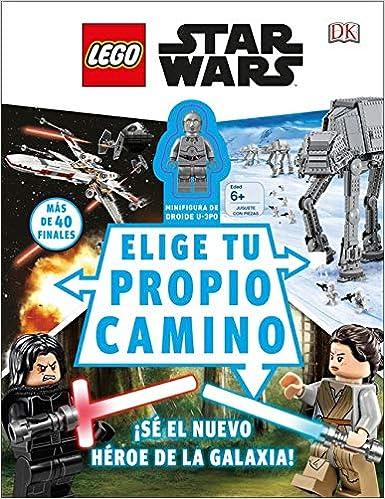 Descargar Torrents Lego Star Wars: Elige Tu Camino De Epub
