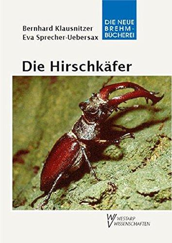 Die Hirschkäfer oder Schröter. Lucanidae