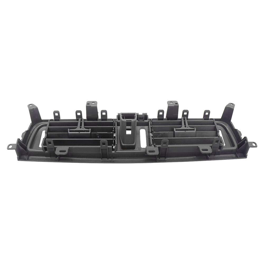 Festnight Car Center Air Outlet Vent Panel Grille Cover Interior Trim Fiber Console Carbon for BMW 5 Series F10 F18 523 525 535