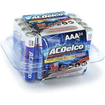 Amazon.com: AmazonBasics AAA Performance Alkaline