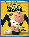 The Peanuts Movie (Bilingual) [Blu-ray]