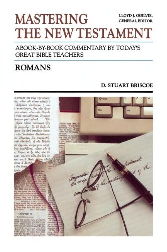 MNT ROMANS (Communicator's Commentary: Mastering The New Testament)