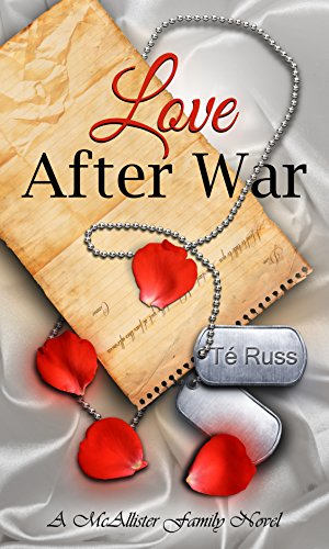 Search : Love After War (The McAllister Family Series Book 4)