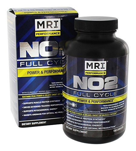 Mri NO2 Full Cycle - 150 - Black No2