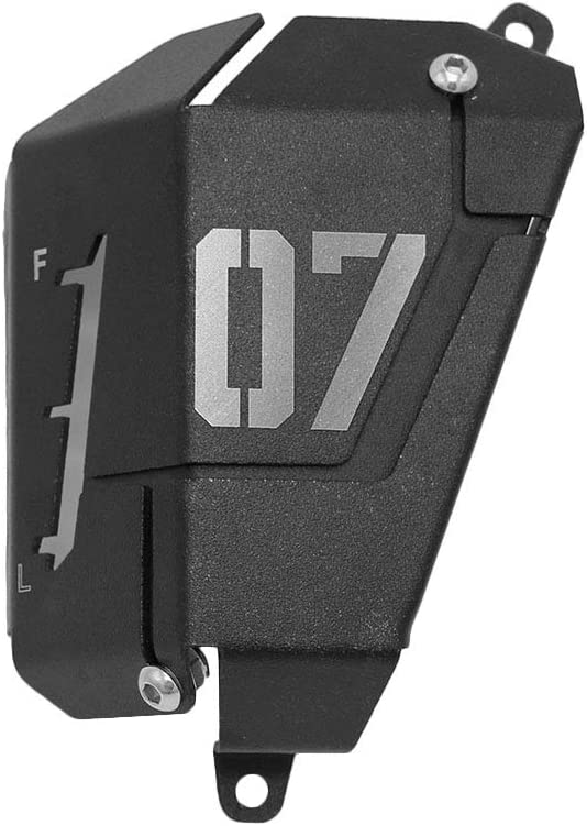 Kecheer MT07 FZ07 Serbatoio di recupero del refrigerante Coperchio di schermatura pe MT-07 FZ-07