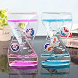 LUYANhapy9 Colorful Liquid Motion Bubbler for