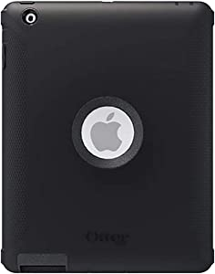 Rugged Protection OtterBox Defender Series Case for iPad 2, iPad 3, and iPad 4 - Bulk Packaging - Black