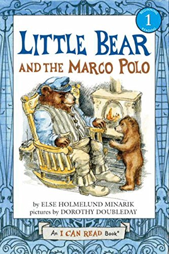 little bear box set - 7