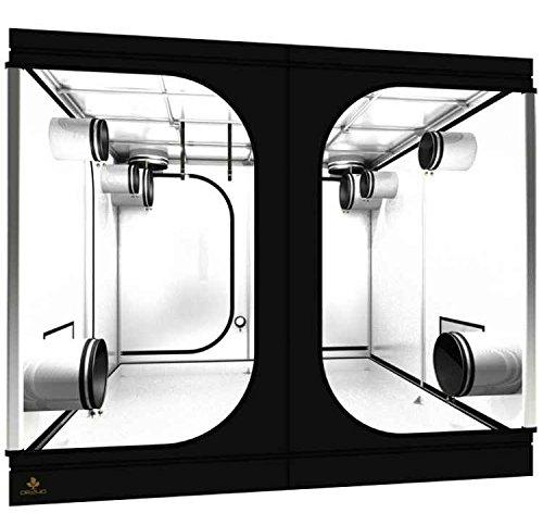 51SIPU9OVnL - Dark Room (240 X 240 X 200cm) Grow Tent