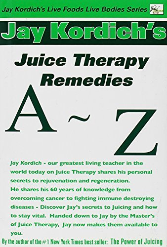 Juice Therapy Remedies Kordich 2005 08 02 product image