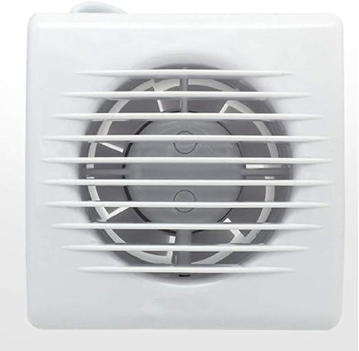 Felaaca Extractores de Cocina Campana silenciosa Ventilador de baño de 110 mm: Amazon.es: Hogar