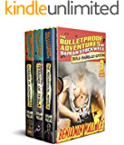 The Bulletproof Adventures of Damian Stockwell: Triple-Barreled Edition (Books 1-3 Box Set)
