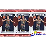 2018/19 Panini Hoops NBA Basketball Collection of 3 Factory Sealed HOBBY Packs with 24 Cards! Loaded with RC'S & INSERTS! Look for RC & Autos of Deandre Ayton, Luka Doncic, Trae Young & More! WOWZZER!