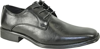 7a5954b6a061 bravo! Milano-4 Classic Oxford with Plain Square Toe (9.5 D(M