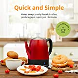 Gastrorag 4 Cup Electric Coffee