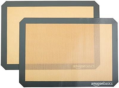 AmazonBasics Silicone Baking Mat