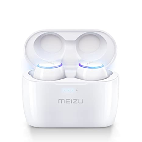 Meizu Pop Auricolari Completamente Wireless Bluetooth per Lo Sport con  Driver in Grafene a Prova di ea9eaac512af