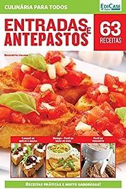 Culinária Para Todos Ed. 9 - Entradas e Antepastos