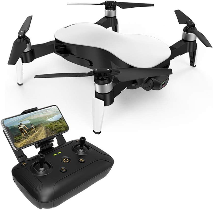 Dron Ocamo C-FLY Faith GPS 5G WiFi 1080P HD Cámara Brushless Optical Flow RC cuadricóptero 1200 metros o más hueco 11,4 V 3 ejes 4 K (caja). Talla:Eine Batterie