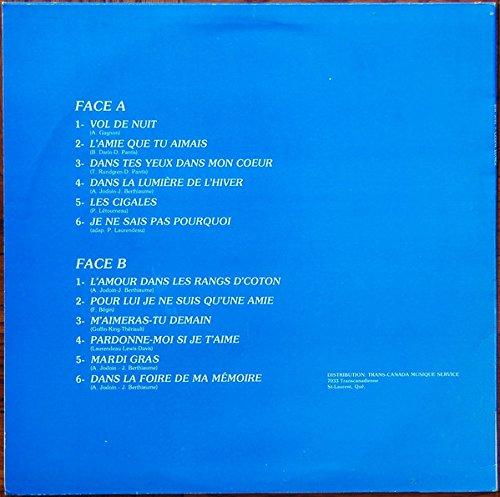 Amazoncom Celine Lomez Vol De Nuit 1979 Music