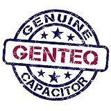 Genteq Capacitor Dual Run Round 35uF + 5uf MFD