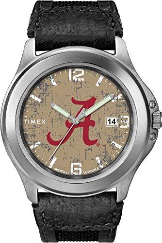 Timex Men's Alabama Crimson Tide Bama Watch Old School Vintage Watch
