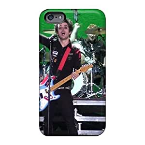 High Quality Phone Covers For Iphone 6 With Support Your Personal Customized Attractive Green Day Image CharlesPoirier