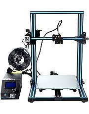 Comgrow Original Creality 3D CR-10S 3D Printer 300 * 300 * 400mm Formato di stampa, Rivelatore di filamenti, Resume di interruzione, Vite a doppio asse Z, Kit assemblato veloce
