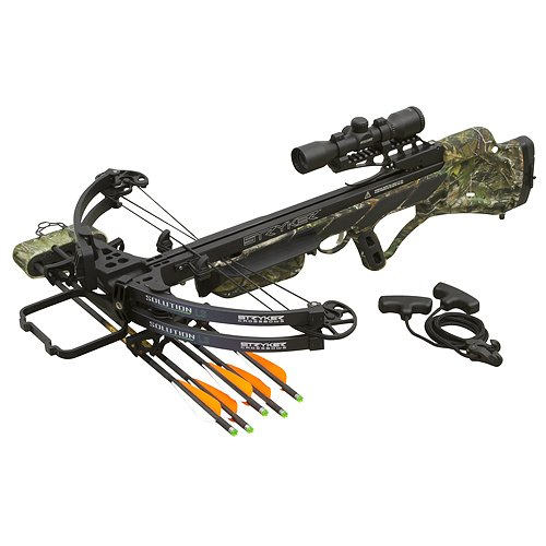 Diamond Archery Stryker StrykeZone Solution LS with Package, APG, 155-Pound