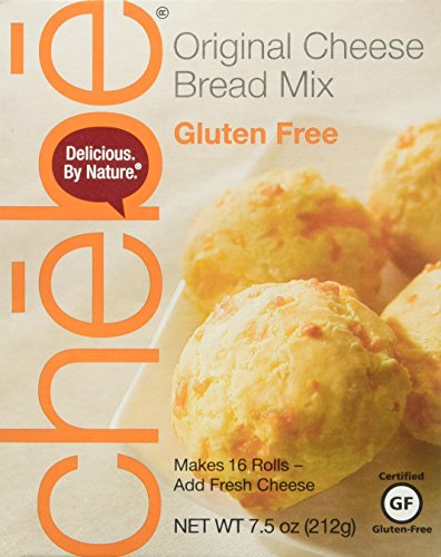 (Chebe Mix Bread Organic Wheat Free Gluten Free, 7.5 oz)