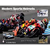 Modern Sports Helmets: Their History, Science, and Art (Schiffer Books)
