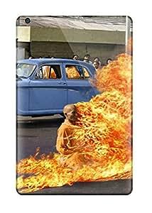 Hot Tpye Monk Self-immolation Case Cover For Ipad Mini/mini 2