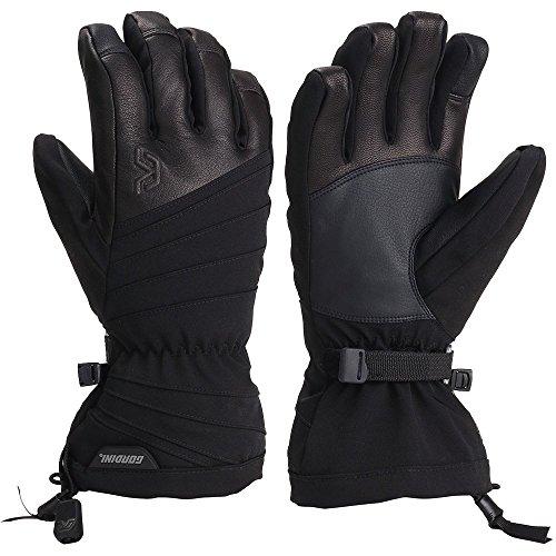Gordini Aquabloc Down Gauntlet - Gordini GTX Storm Trooper III Womens Gloves - Medium/Black