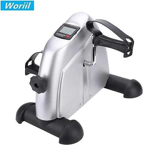 Woriil - Pedal portátil para Ejercicios de piernas y Rodillas, con ...