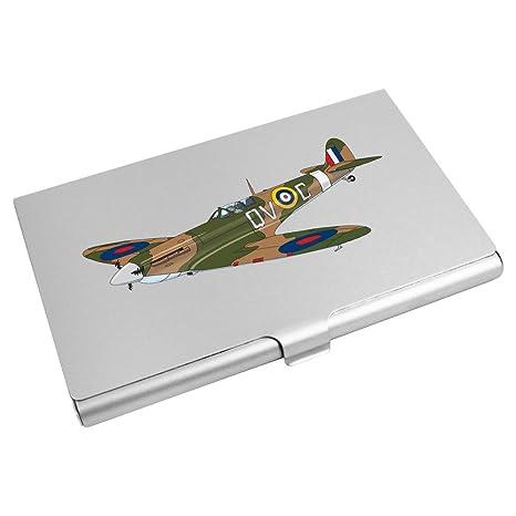 Avion Spitfire Porte Carte De Visite Crdit CH00016033