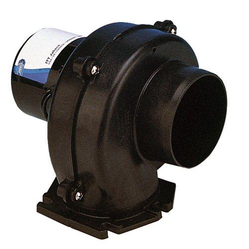 - Jabsco 35115-0020, 3 inch Blower, 105 CFM, 12 Volt