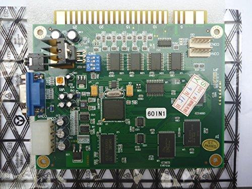 51SIW9yXmSL._SL500_ jamma board amazon com jamma 60 in 1 wiring diagram at n-0.co