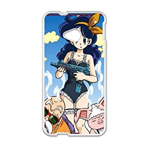 Dragon Ball HTC One M7 Cell Phone Case White Xuctm
