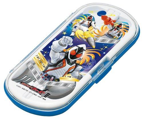 (Kamen Rider Fourze trio set ( chopsticks spoon fork input ) 597 333)